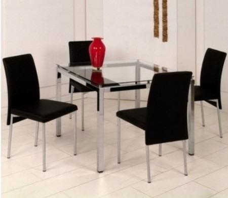Tipos de MESAS DE 4 CADEIRAS para jantar em família - Wiki Mulher